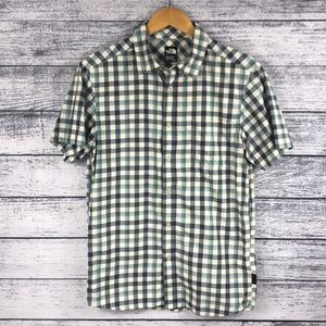 The North Face Short Sleeve Casual Dress Shirt